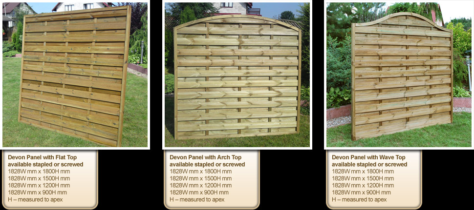 Polish Timber Wooden Garden Products